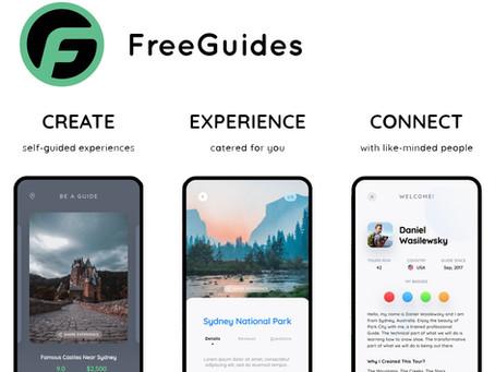FreeGuides: Explore Like Never Before