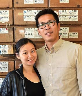 Dr. Allen & his wife, Carol