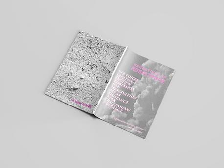 NORM-Magazine Mockup