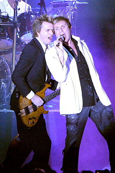 John and Simon - Duran Duran