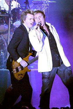 John and Simon - Duran Duran