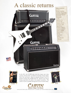 Carvin-X100B-withartists