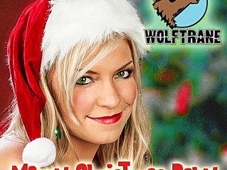 Wolftrane release new Christmas Single for 2014