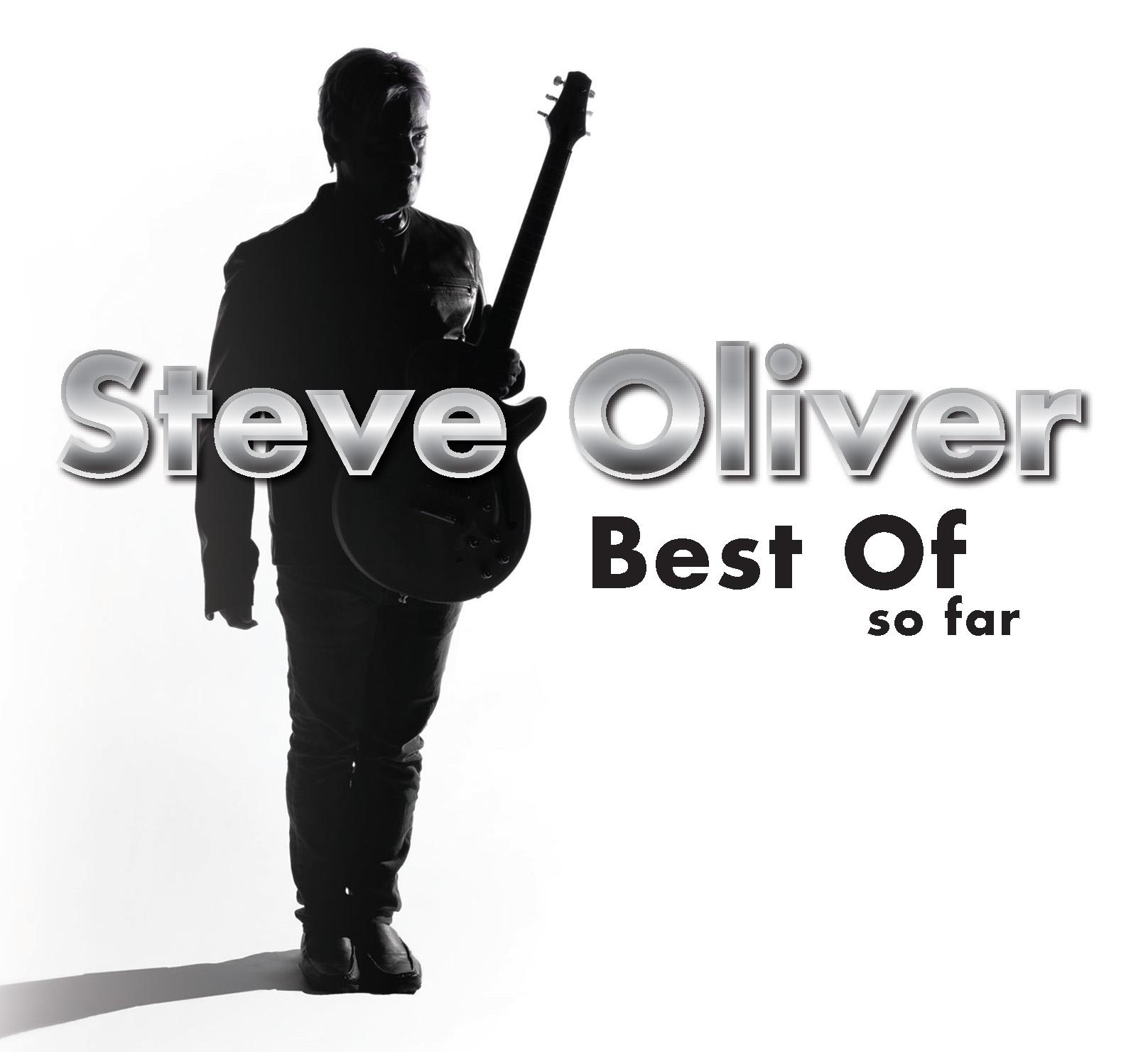 Steve Oliver CD Cover