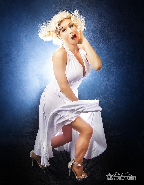 Kindra as Marilyn 2