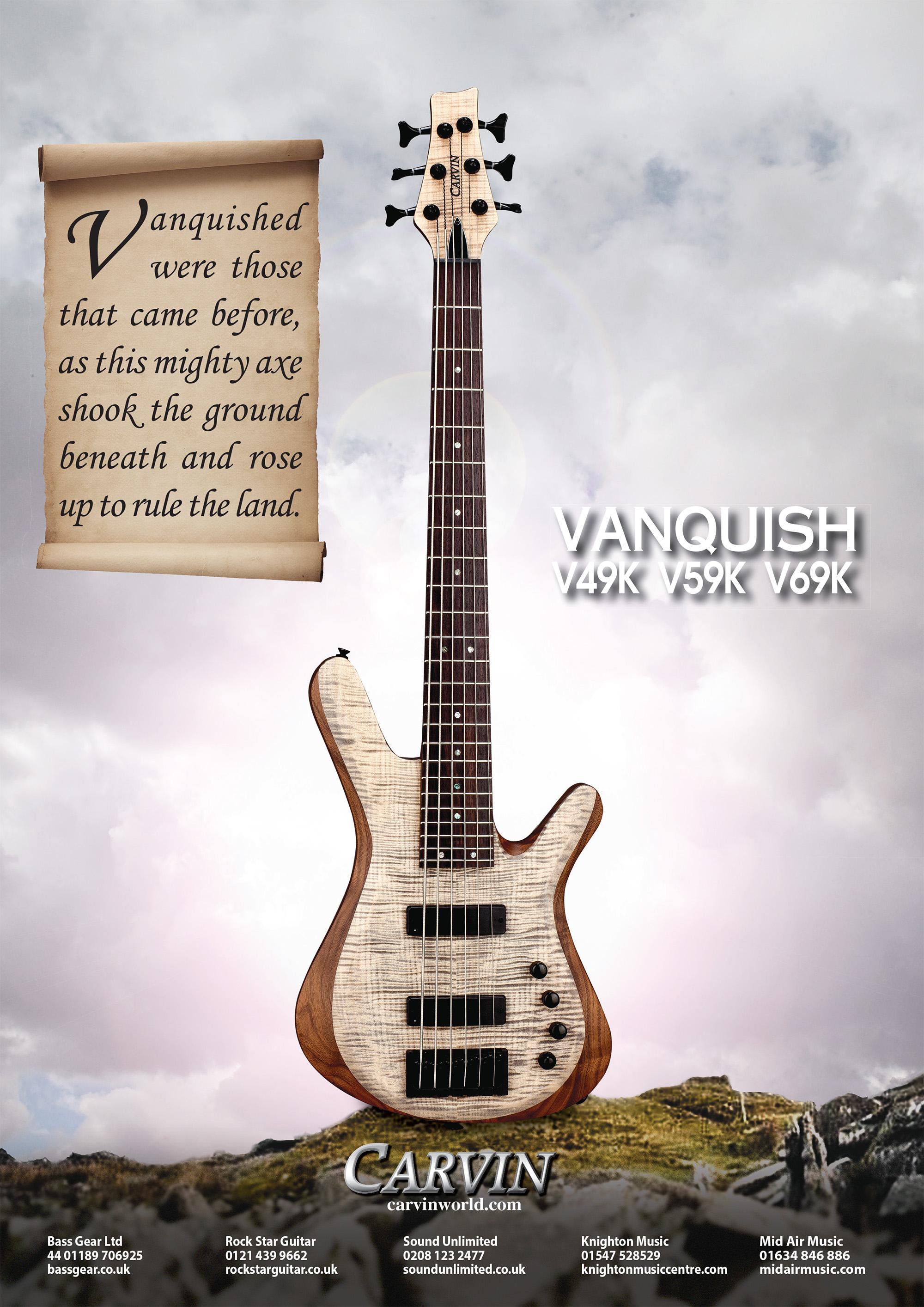 Carvin-Vanquish