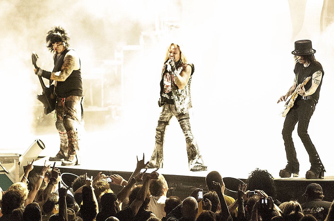 Motley Crue - Final Tour