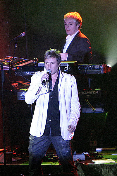 Simon and Nick - Duran Duran