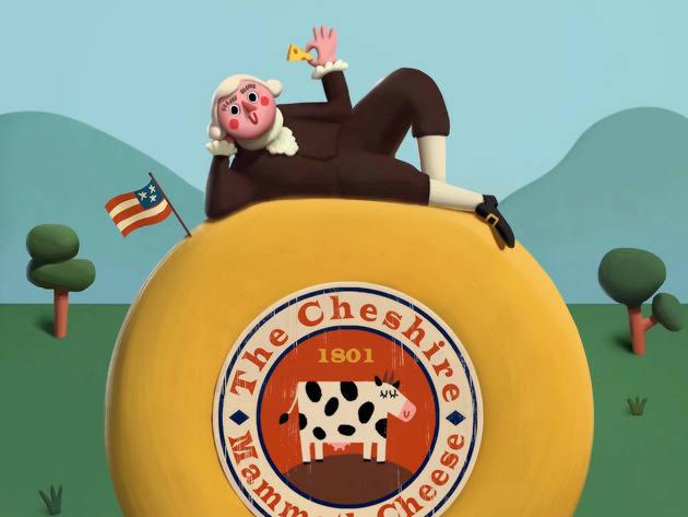 The Cheshire Mammoth Cheese