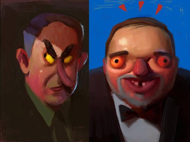 Israeli Politicians