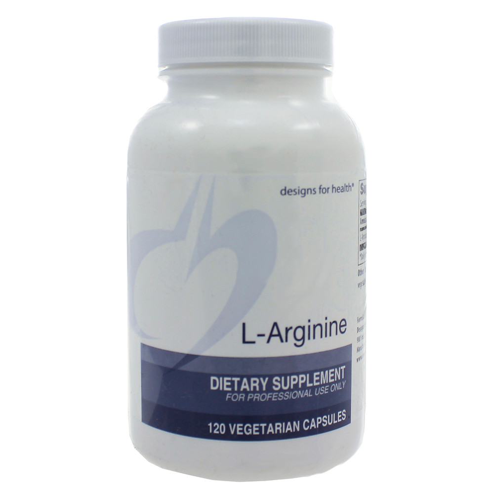 Image. L-Arginine Designs for Health