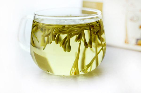 Honeysuckle Jin Yin Hua tea