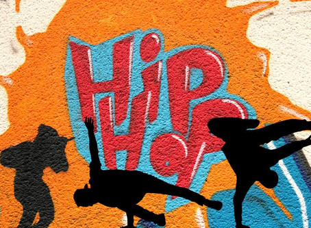 """HipHop und Breakdance auf der""""Minna"""""""