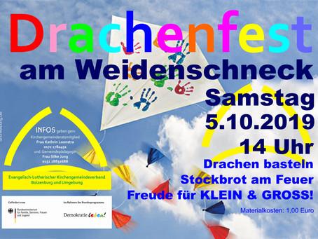 Drachenfest in Boizenburg