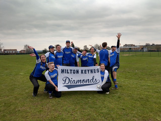 Rise and shine: Diamonds reach semi-finals at Firstball tournament