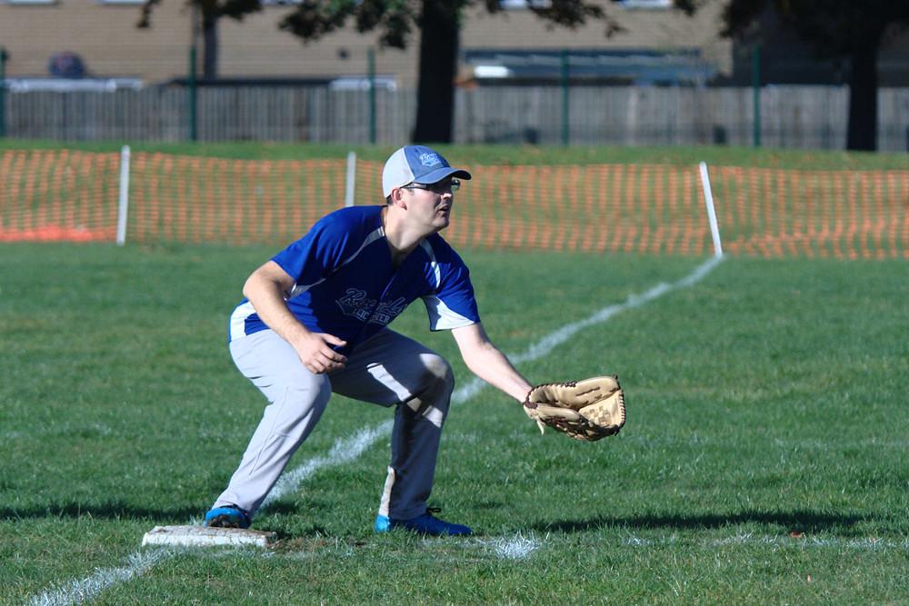Royals fielder