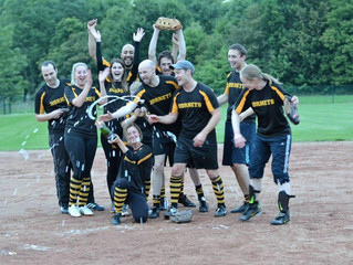 HORNETS GLIDE PAST D'S TO WIN IN MK SOFTBALL LEAGUE FINAL