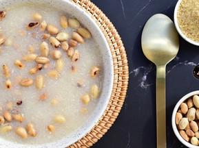 Recette de Tapioca ou Gari: fricassé de manioc aux éclats de cacahuètes