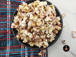 InstaPost- Popcorn au sirop d'oseille (Bissap)