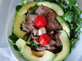 Recette de salade à la nokamaise