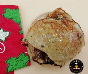 pancake_châtaigne_manioc_LaCuisinettedelaurette