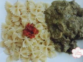 Repas rapide et efficace: Pâtes à la Sauce Pesto