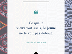 Monday Vibes – Proverbe Africain – Sagesse