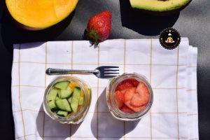 Entrée Fruitée_LaCuisinettedeLaurette