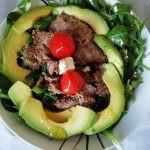 Salade à la nokamaise