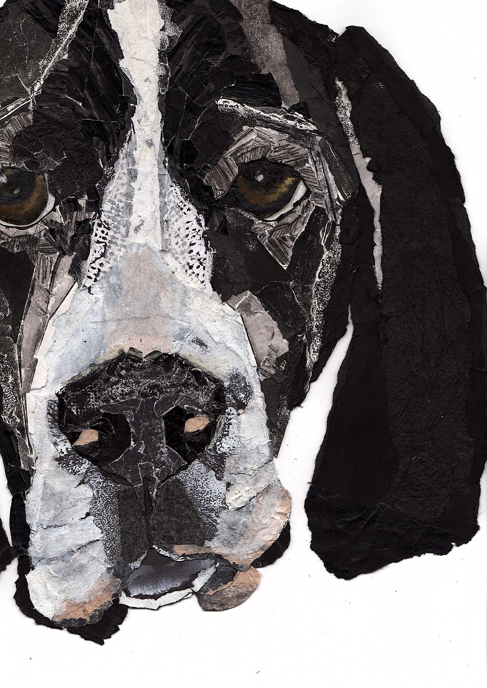 Ness Robinson, Artists in Somerset, Somerset art, Pet portraits in Somerset, Somerset makers, Somerset cool, Somerset blog, Somerset bloggers, Best blog about Somerset, With Bear Hands