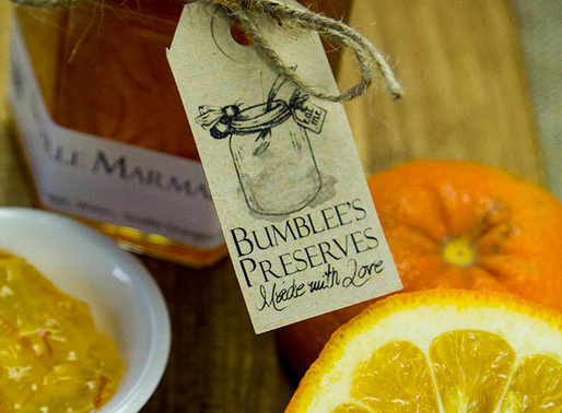 Marvellous marmalade making - with Bumblees