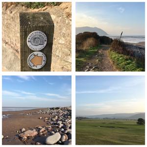 Somerset coast path, Walks in Somerset, Dunster beach, Places to visit in Somerset, Somerset blog, Somerset bloggers, Somerset cool, Somerset blogger