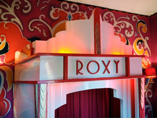 Help us help The Roxy. Ahh go on!