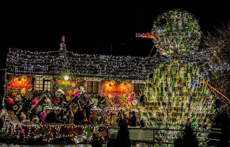 Somerset cool, Somerset blogger, Christmas in Somerset