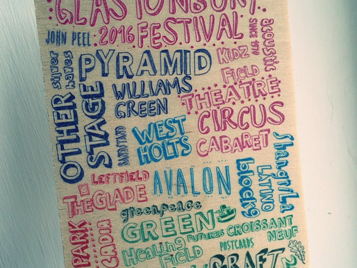 Wish you were here? The story of Festival Postcards