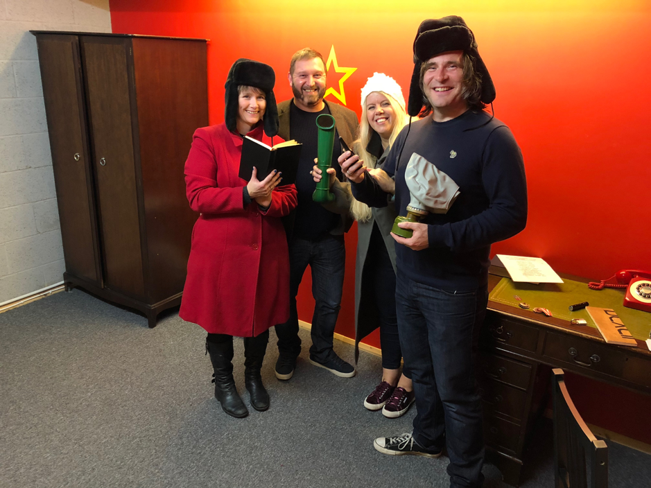 Puzzlair Yeovil, Puzzlair, Escape rooms in Somerset, Somerset cool, Somerset blog, Somerset bloggers, best blog in Somerset, cool things to do in Somerset