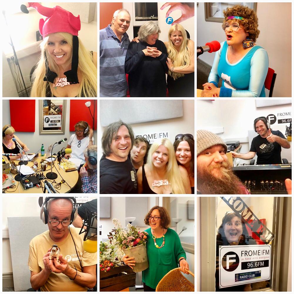 Somerset cool, Somerset cool radio show, Frome FM, Somerset coolathon