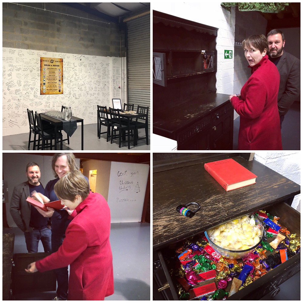 Puzzlair Yeovil, Puzzlair, Somerset cool, escape rooms in Somerset, Somerset blogs, Somerset blogger, best blog in Somerset, cool things to do in Somerset