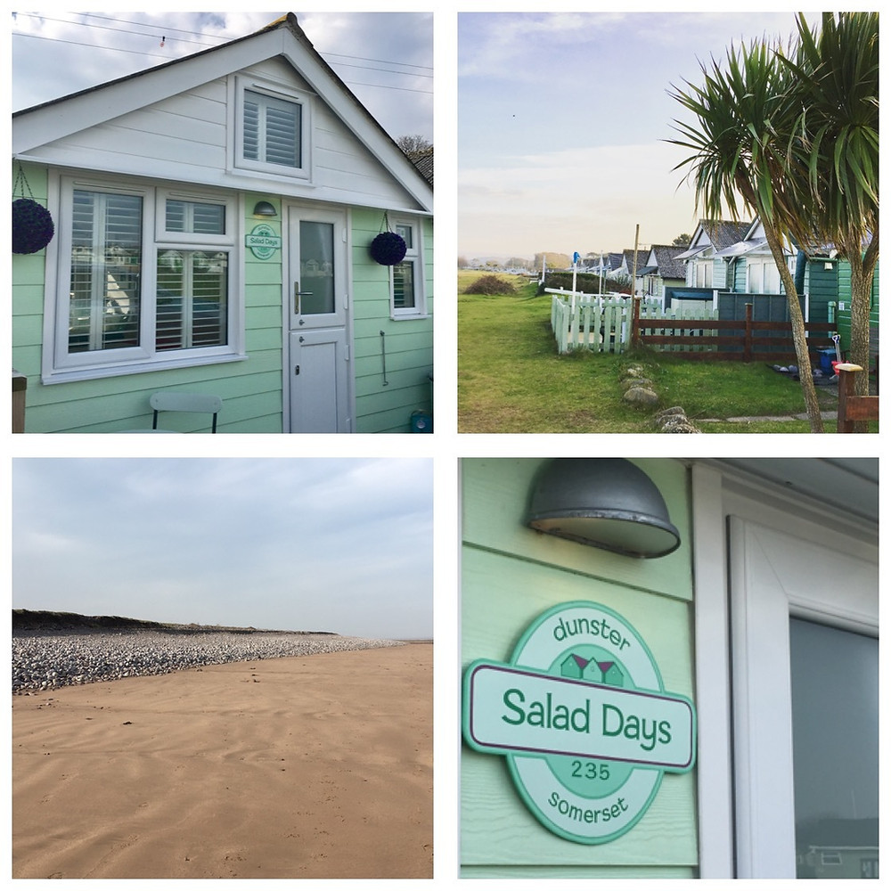 Somerset cool, Somerset blog, Somerset bloggers, Dunster Beach Hut,