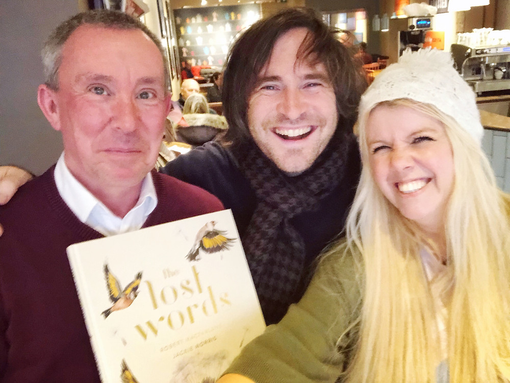 The Lost Words, The Lost Words for Somerset, Somerset cool, World book day, Somerset blog, cool things in Somerset, Somerset bloggers, John Fish