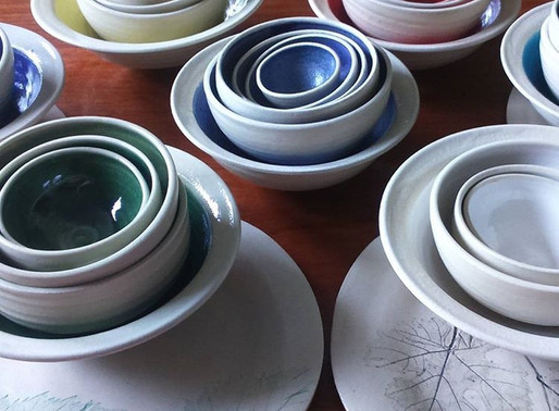A pottery taster - Enigma Pottery, Frome
