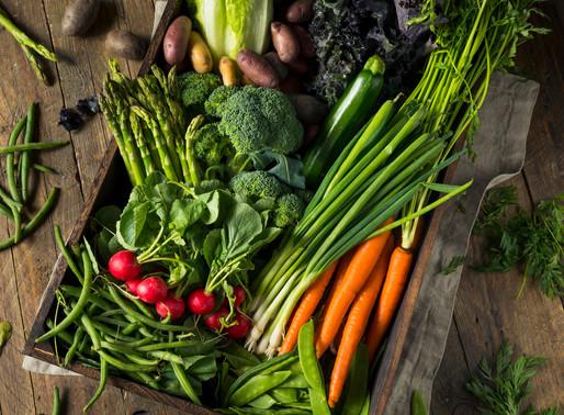 Living life on the veg!