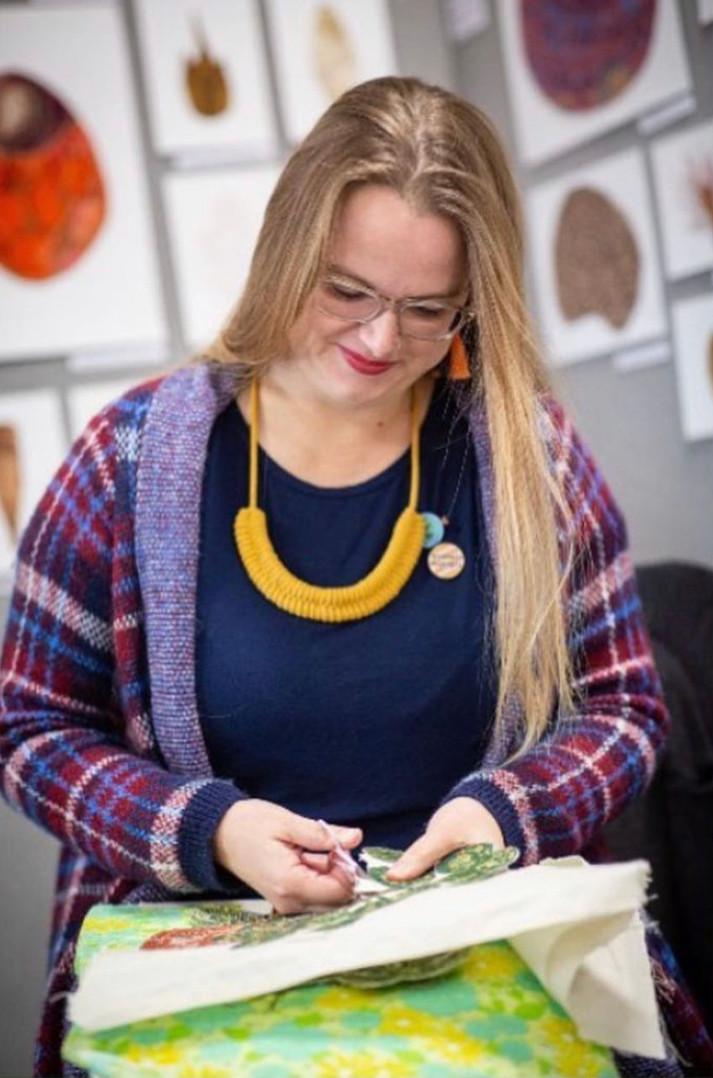 Rebecca Bruton, Rebecca Bruton artist, Somerset cool kindness, Somerset blogger, Somerset blog