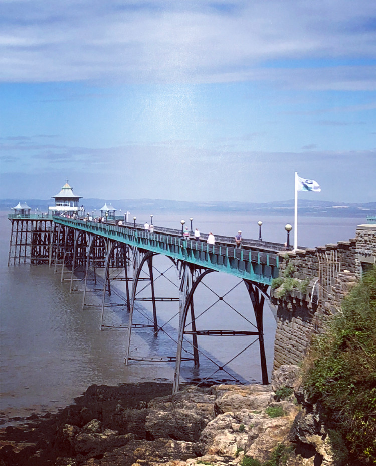 Clevedon Pier, Beaches in Somerset, Days out in Somerset, Somerset cool, Somerset blog, Somerset blogger, Somerset bloggers, Best blog in Somerset