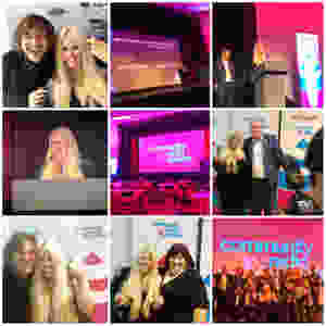 Somerset cool, Community radio awards, Bst newcomer Jenna Myles, Somerset cool, Somerset blogger