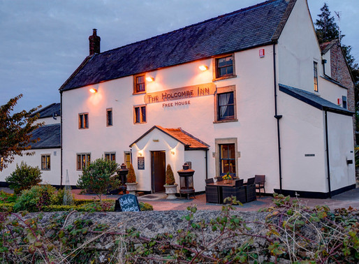 The Holcombe Inn – A Somerset secret to shout about