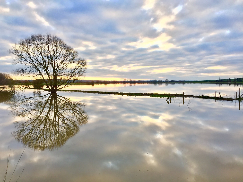 Reflective Sky by John Rice-Lewis, Picture Somerset, Somerset photography exhibition, Somerset cool, Somerset blog, Photography in Somerset