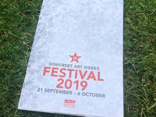 Somerset Art Weeks – A special anniversary festival