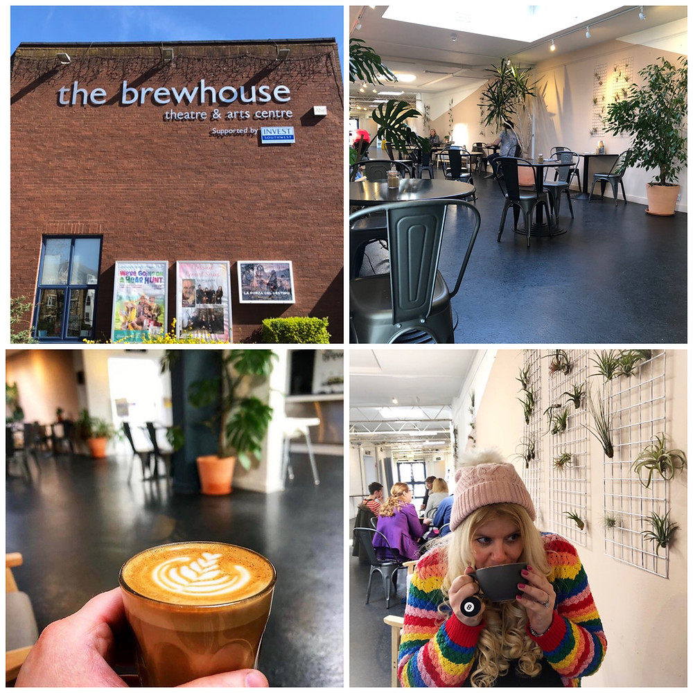Taunton Brewhouse, Braziers coffee, Braziers coffee roasters, Somerset cool, Coffee shops in Somerset, artisan coffee in Somerset, Somerset blog, Blogger in Somerset