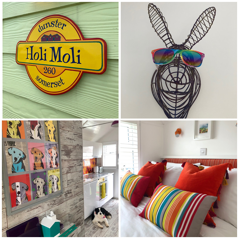 Somerset cool, Holi Moli Dunster Beach, Beach Huts in Somerset, places to stay in Somerset